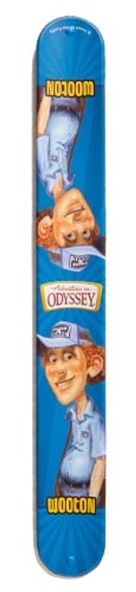 Adventures in Odyssey Slap Wrist Band - Wooton