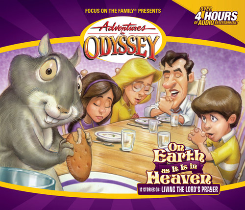 Adventures in Odyssey #17: On Earth as It Is in Heaven (Digital)