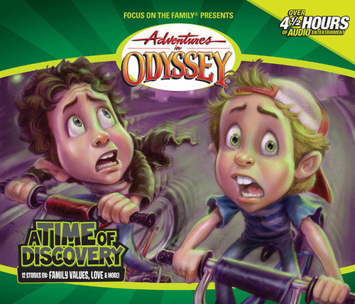 Adventures in Odyssey #18: A Time of Discovery (Digital)