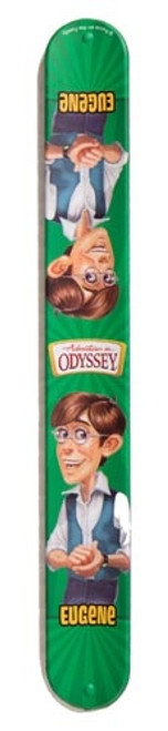 Adventures in Odyssey Slap Wrist Band - Eugene