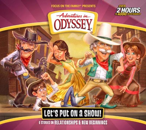 Adventures in Odyssey #62: Let's Put on a Show! (Digital)