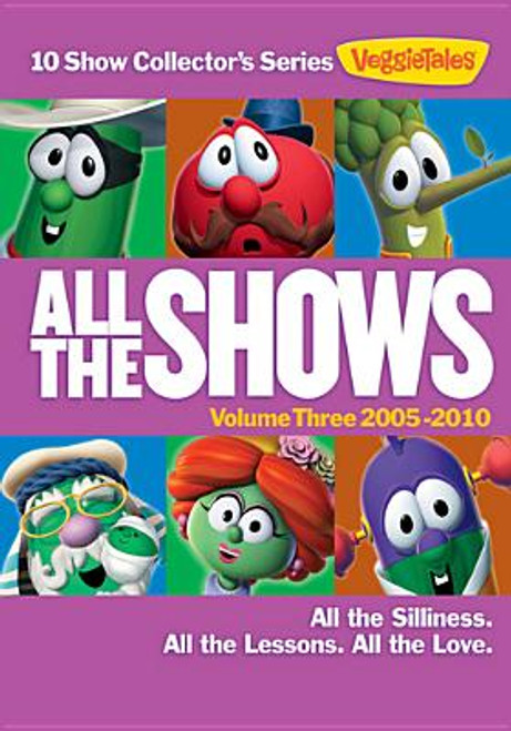 VeggieTales: All the Shows, Volume 3