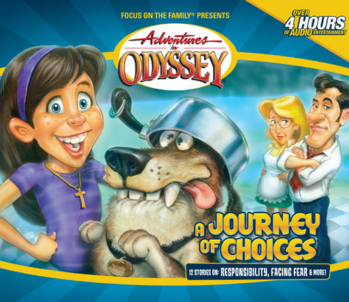 Adventures in Odyssey #20: A Journey of Choices (Digital)