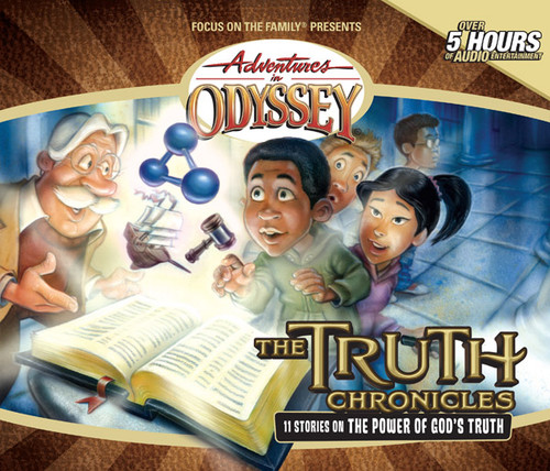 Adventures in Odyssey: The Truth Chronicles (Digital)