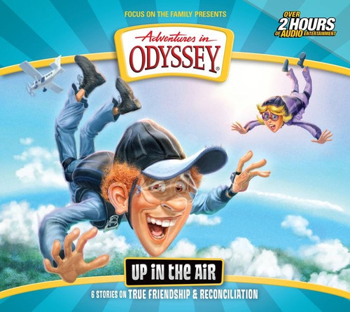 Adventures in Odyssey #63: Up in the Air (Digital)