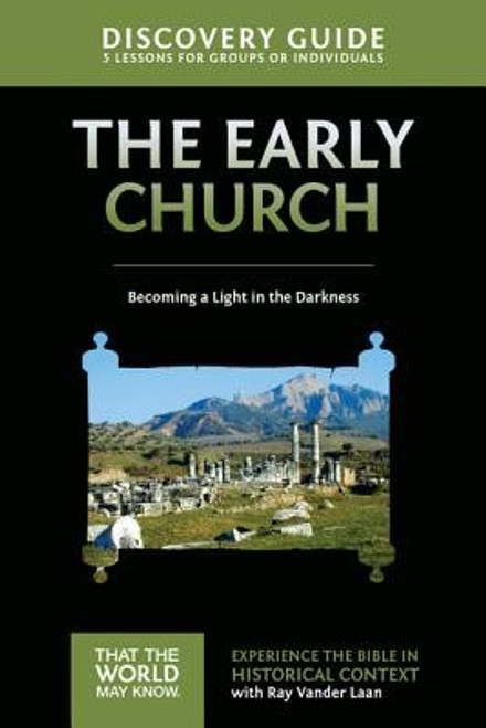 That the World May Know #5: The Early Church Guide (Digital)