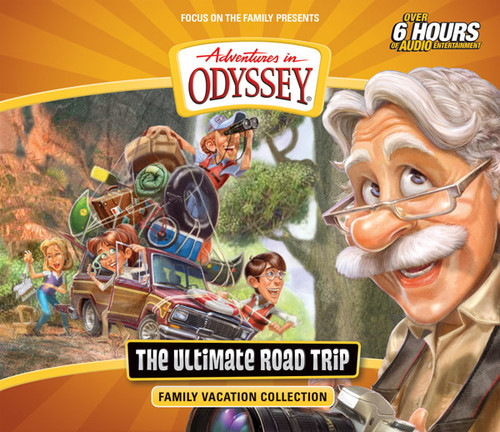 Adventures in Odyssey: The Ultimate Road Trip (Digital)