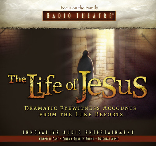Radio Theatre: The Life of Jesus (Digital) 1