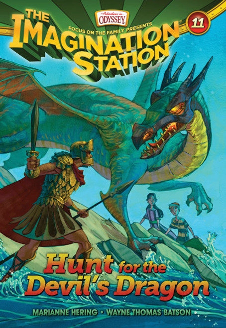 Adventures in Odyssey Imagination Station #11: Hunt for the Devil's Dragon (Digital)