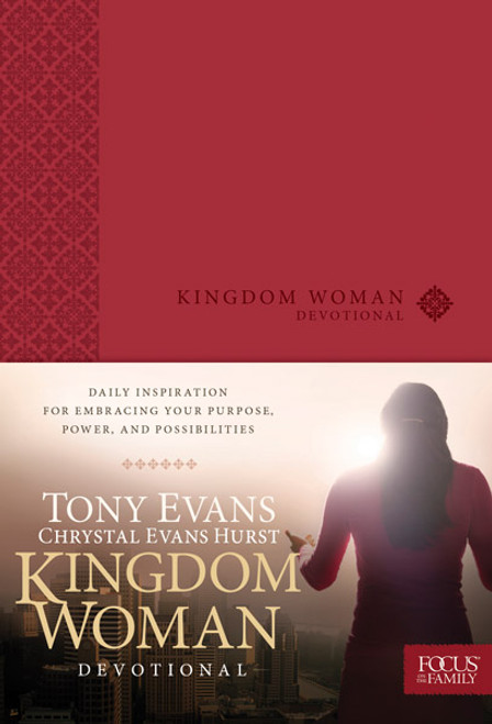 Kingdom Woman Devotional (Digital)