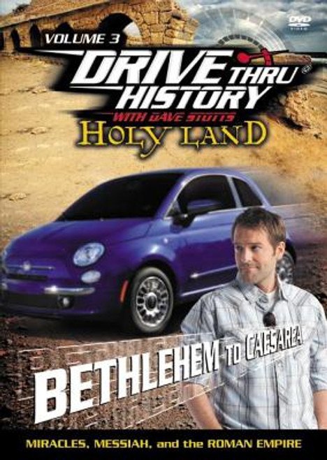 Drive Thru History: Miracles, Messiah, and the Roman Empire