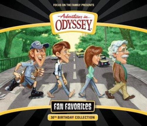 Adventures in Odyssey: Fan Favorites (Digital)