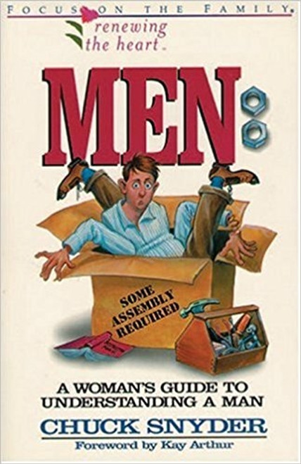 Men: Some Assembly Required (Digital)