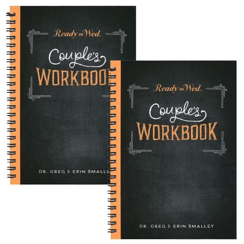 Ready to Wed Couple's Workbook - 2-Pack