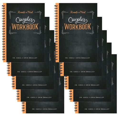 Ready to Wed Couple's Workbook - 10-Pack