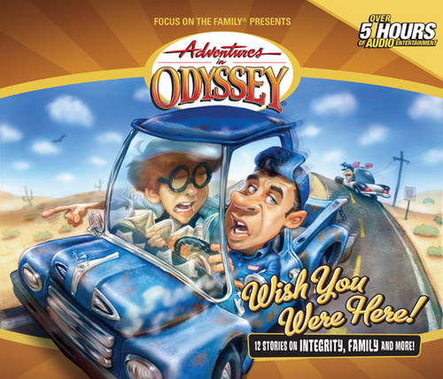 Adventures in Odyssey #21: Wish You Were Here! (Digital)
