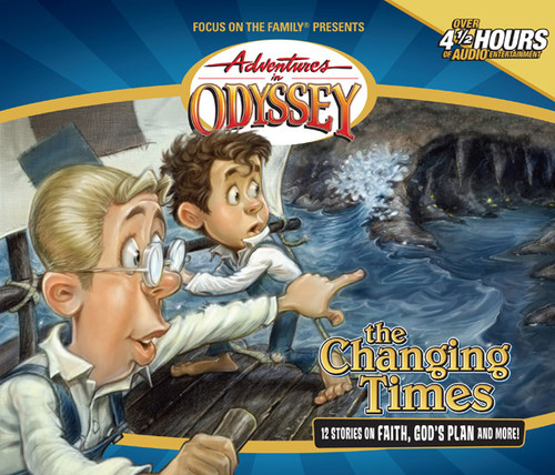 Adventures in Odyssey #22: The Changing Times (Digital)