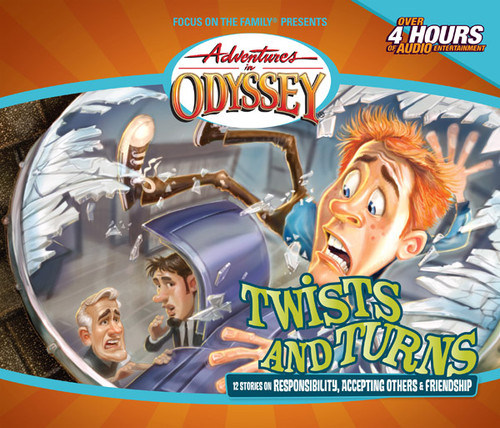 Adventures in Odyssey #23: Twists and Turns (Digital)