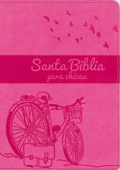 Santa Biblia Para Chicas-NVI