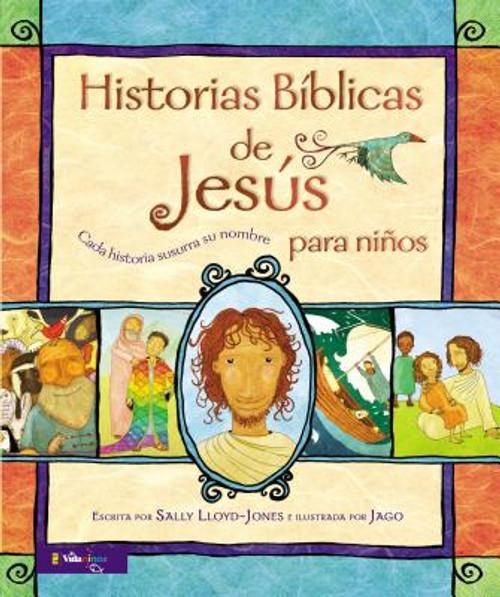 Historias Biblicas de Jesus Para Ninos