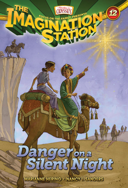 Adventures in Odyssey Imagination Station #12: Danger on a Silent Night (Digital)