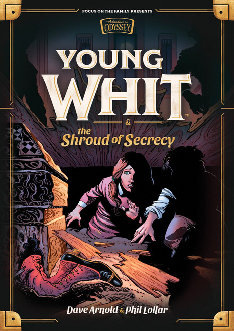 Young Whit & the Shroud of Secrecy (Young Whit #2)