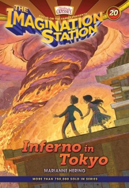 Adventures in Odyssey: Imagination Station #20: Inferno in Tokyo (Digital)