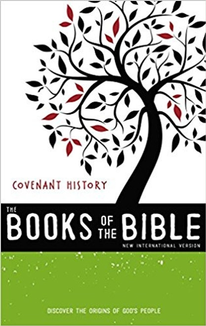 The Books of the Bible: Covenant History, Hardcover, NIV