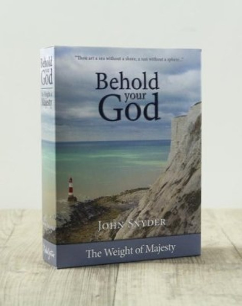 Behold Your God: The Weight of Majesty: 13 DVD Set and Teacher's Guide