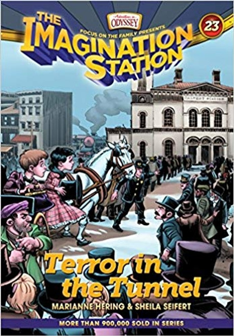 Imagination Station #23: Terror in the Tunnel