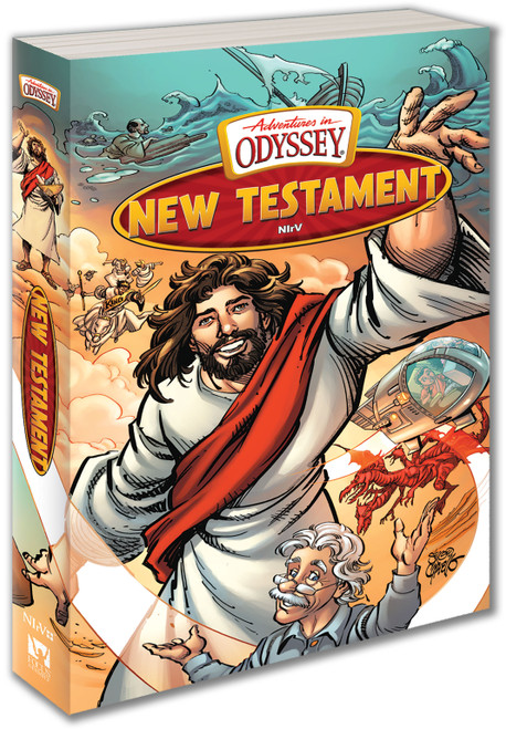 Adventures in Odyssey NIrV New Testament