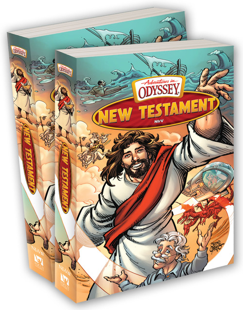 Adventures in Odyssey NIrV New Testament Friendship Bundle