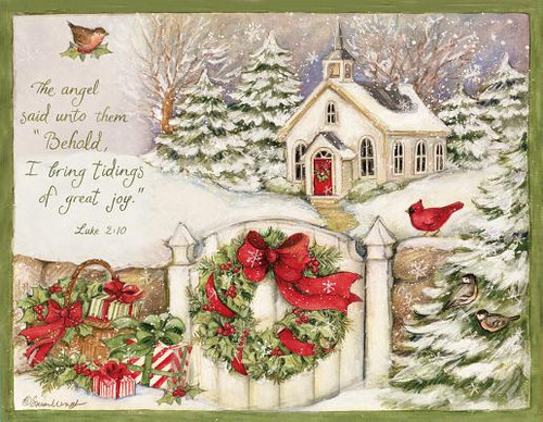 Gifts of Christmas, Christmas Cards
