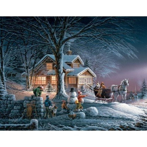 Winter Wonderland Boxed Christmas Cards