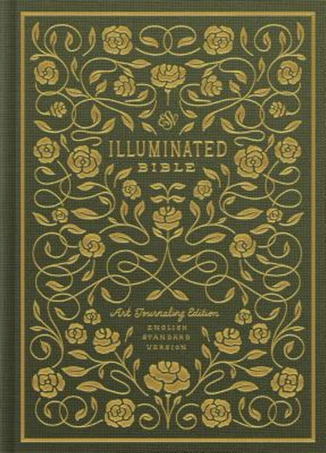 ESV Illuminated Bible: Art Journaling Edition (Cloth Over Board)