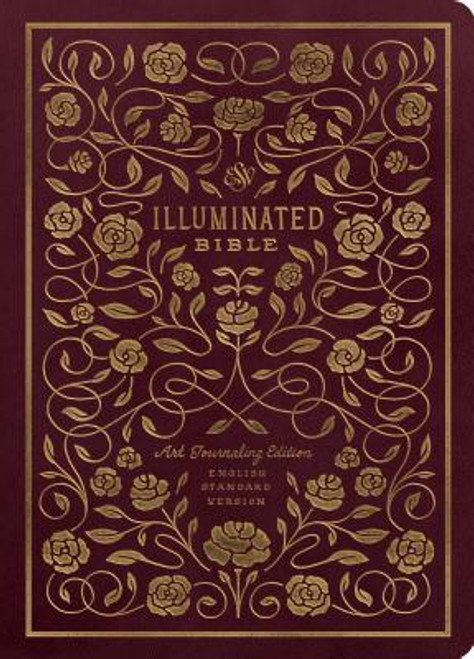 ESV Illuminated Bible: Art Journaling Edition (Trutone)