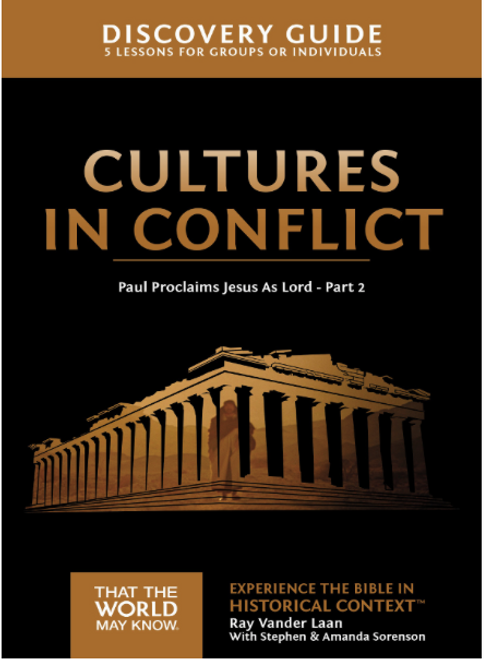 That the World May Know #16: Cultures in Conflict Guide (digital)