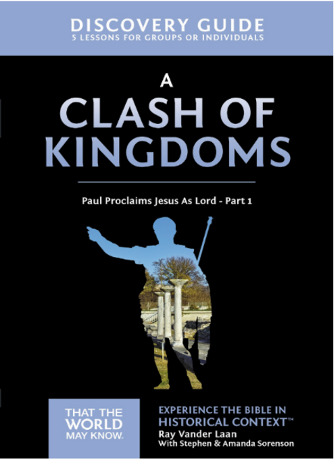 That the World May Know #15: A Clash of Kingdoms Guide(digital)