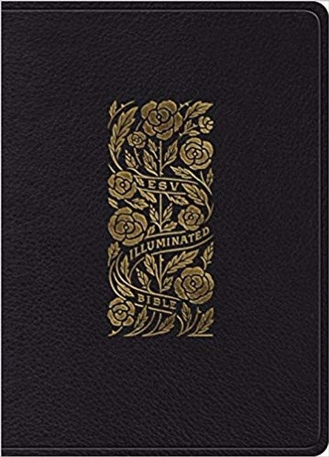 ESV Illuminated Bible: Art Journaling Edition (Black)