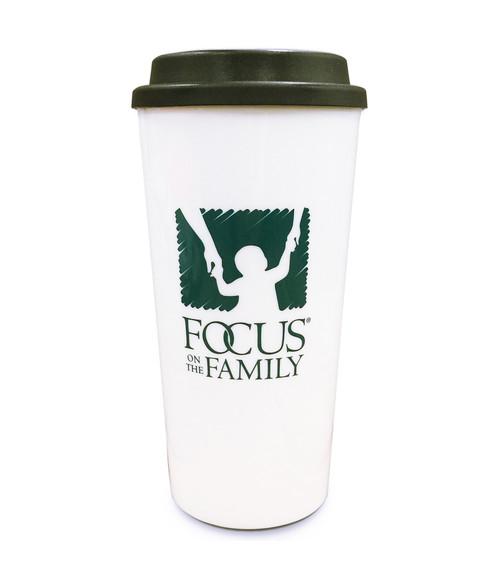 Focus on the Family Travel Mug