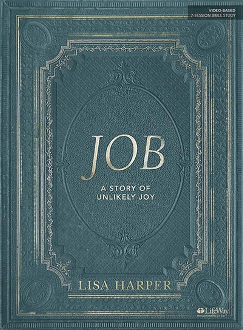 Job - Bible Study Book: A Story of Unlikely Joy