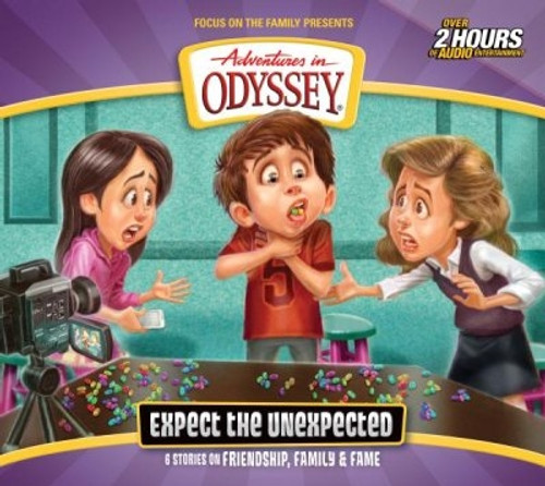 Adventures in Odyssey #65: Expect the Unexpected (Digital)