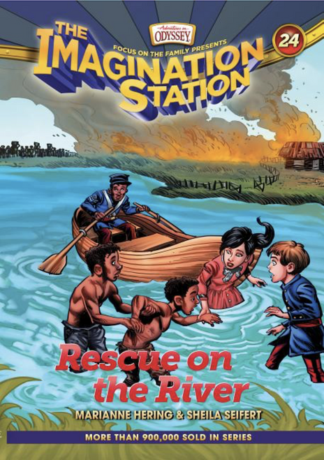 Imagination Station #24: Rescue on the River