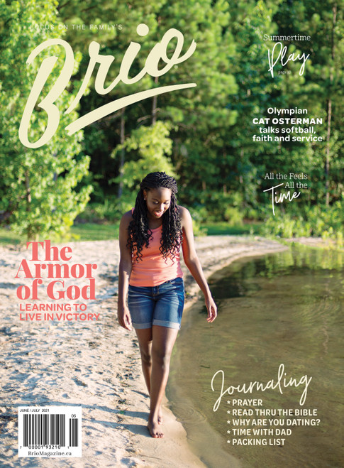 Brio Magazine Subscription - 1 Year, 6 Issues (For Teen Girls)