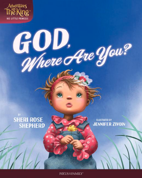 Adventures With the King: God, Where Are You?