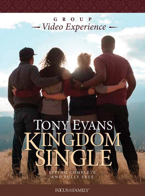 Kingdom Single Group Video Experience: Living Complete and Fully Free