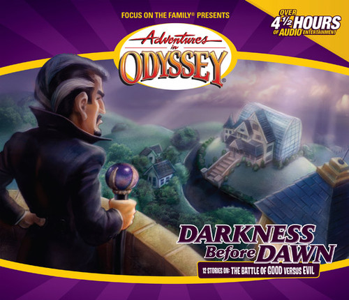 Adventures in Odyssey #25: Darkness Before Dawn (Digital)