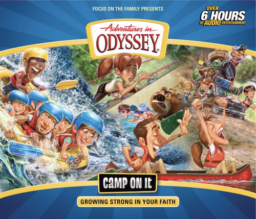Adventures in Odyssey: Camp On It (Digital)