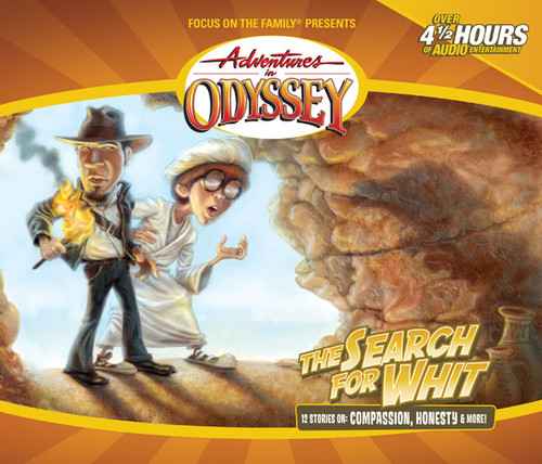 Adventures in Odyssey #27: The Search for Whit (Digital)