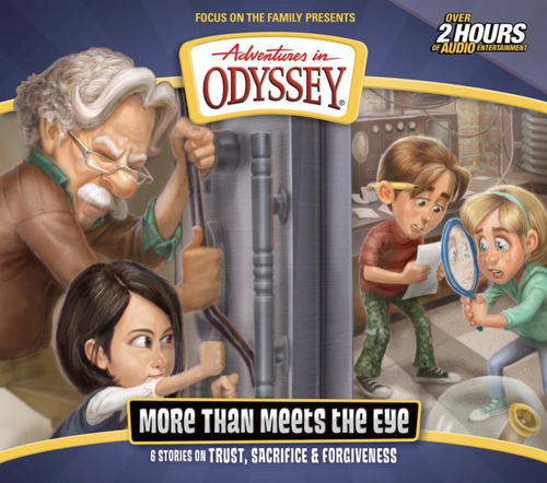 Adventures in Odyssey #67: More Than Meets the Eye (Digital)